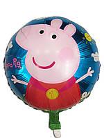 Гелиевый шар фольга 45см Свинка пеппа DBCM-0035