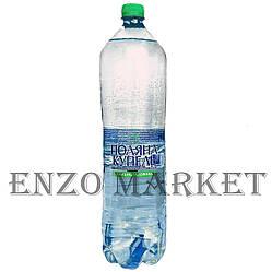 Минеральная вода «Поляна Купель», 1,5 литра