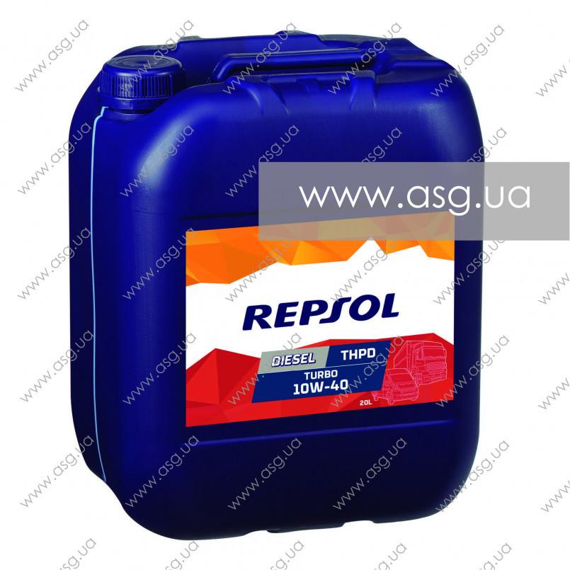 Моторное масло REPSOL DIESEL TURBO THPD 10W-40 20л
