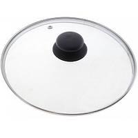 Крышка для кастрюли, сковороды стеклянная 24 см
