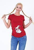 Футболка  для вагітних (футболка для беременных) 2900000335899, фото 1