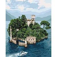 Картина по номерам - Таинственный остров (КНО3564)