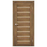 Межкомнатная дверь Korfad PND-01 дуб браш