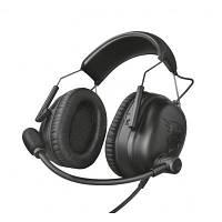 Навушники Trust GXT 444 Wayman Pro Gaming Headset BLACK (23248)