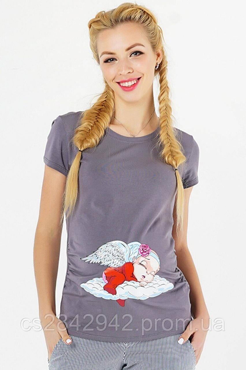 Футболка  для вагітних (футболка для беременных) 2900000330641