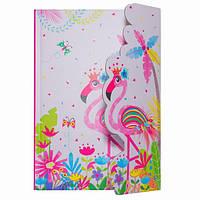"Блокнот на магните ""Розовый фламинго"" 80 листов, Malevaro, фото 1"