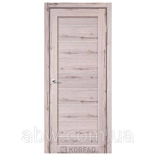 Міжкімнатні двері Korfad PND-01 дуб нордік