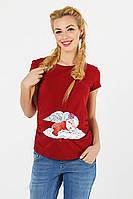 Футболка  для вагітних (футболка для беременных) 2900000330528, фото 1