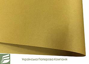 Дизайнерская бумага Hyacinth, матовая, крафт зеленая, 120 гр/м2