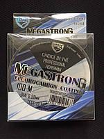 Леска флюорокарбон CONDOR Megastrong 100м 0.50мм