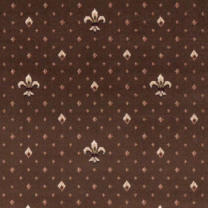 Ковролин ткан. Balta Wellington 4957 0080 коричневый
