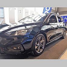 Молдинги на двері для Ford Focus Sedan 4Dr, Tourer Mk4 2018+