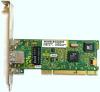 Сетевая карта 3COM 3C905CX-TX-M LAN RJ-45 PCI 2.2 Б/У, фото 1