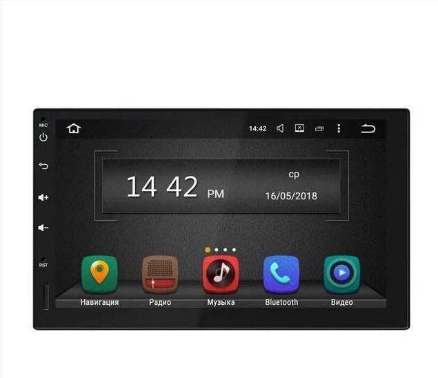 Универсальная автомагнитола incar ahr-9280 android