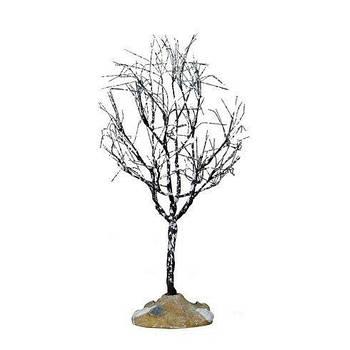 Ореховое зимнее дерево