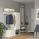 IKEA PLATSA Шкаф, белый, Фоннбелый белый, 140x42x161 см (193.239.29), фото 2