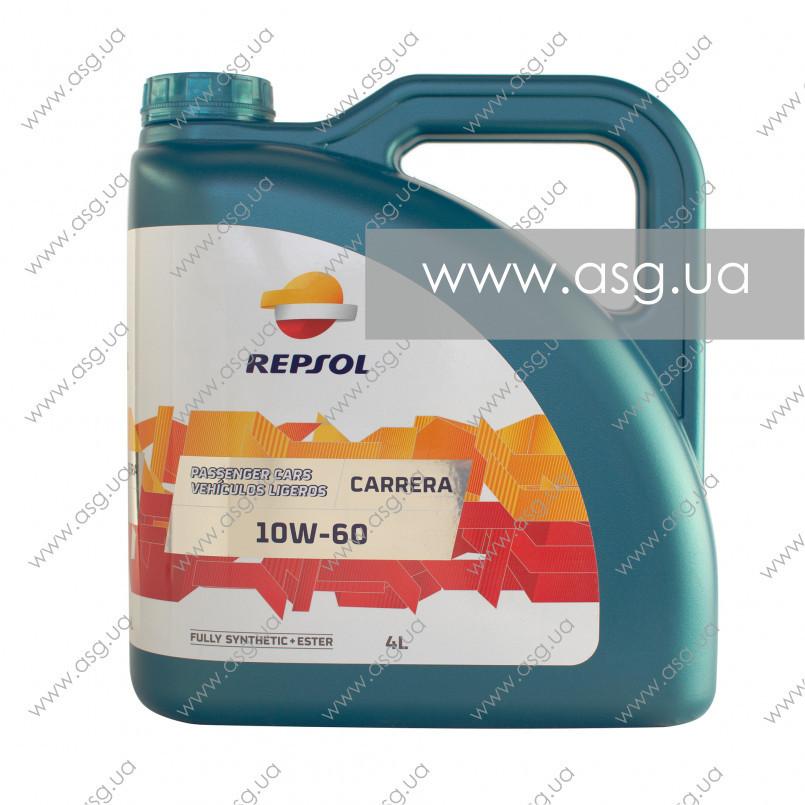 Моторное масло REPSOL CARRERA 10W-60  4л