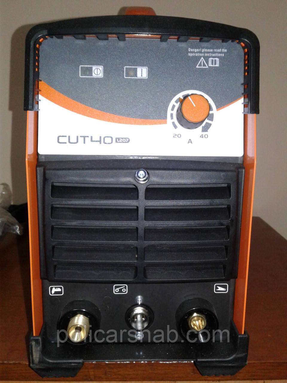 Апарат плазмово-повітряної різання Jasic CUT-40 (L207)