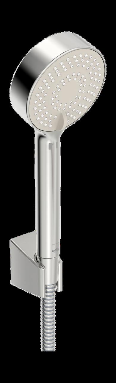 534 Apollo душовий комплект з 3-х режимною лійкою EcoFlow,шланг,тримач
