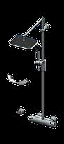 7192U Oras OPTIMA Термостат для душу з Rain shower та ручним душем, фото 2