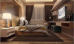 Спальня №2 (Мебель-Плюс TM)
