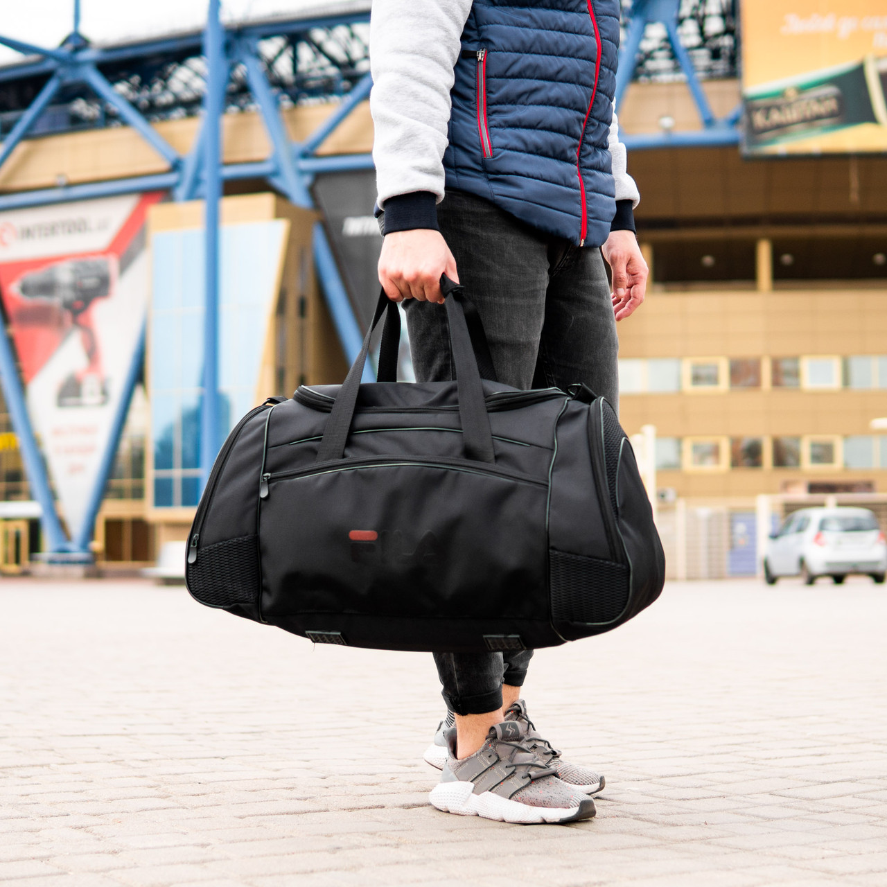Чоловіча спортивна сумка FILA BALANCE