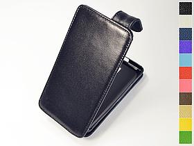 Откидной чехол из натуральной кожи для UleFone S8