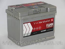Акумулятор FIAMM TITANIUM PRO L2 64P
