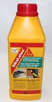 Добавка,пластификатор для тонкослойных штукатурок и стяжек SikaLatex, 1кг