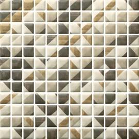 Мозаїка Paradyz Enya Grafit MIX PRASOWANA 29,8x29,8, фото 2