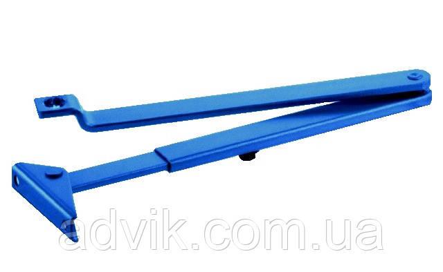 Важільна тяга до доводчиків Geze TS 1000/1500 (синя)