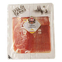 Хамон FAR Jamon Serrano  без глютена и лактозы, 250г  Испания