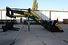 Кун на МТЗ - Dellif Strong 1800  с ковшом объёмом 0.7 м3, фото 3