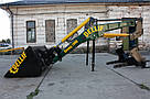 Кун на МТЗ - Dellif Strong 1800  с ковшом объёмом 0.7 м3, фото 5