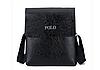 Мужская сумка через плечо Polo Videng Leather (27 x 24 x 8 см) / Мужские сумки и барсетки, фото 4