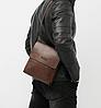 Мужская сумка через плечо Polo Videng Leather (27 x 24 x 8 см) / Мужские сумки и барсетки, фото 10