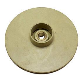 Крыльчатка для насоса (130/40/12 мм, под шпонку)