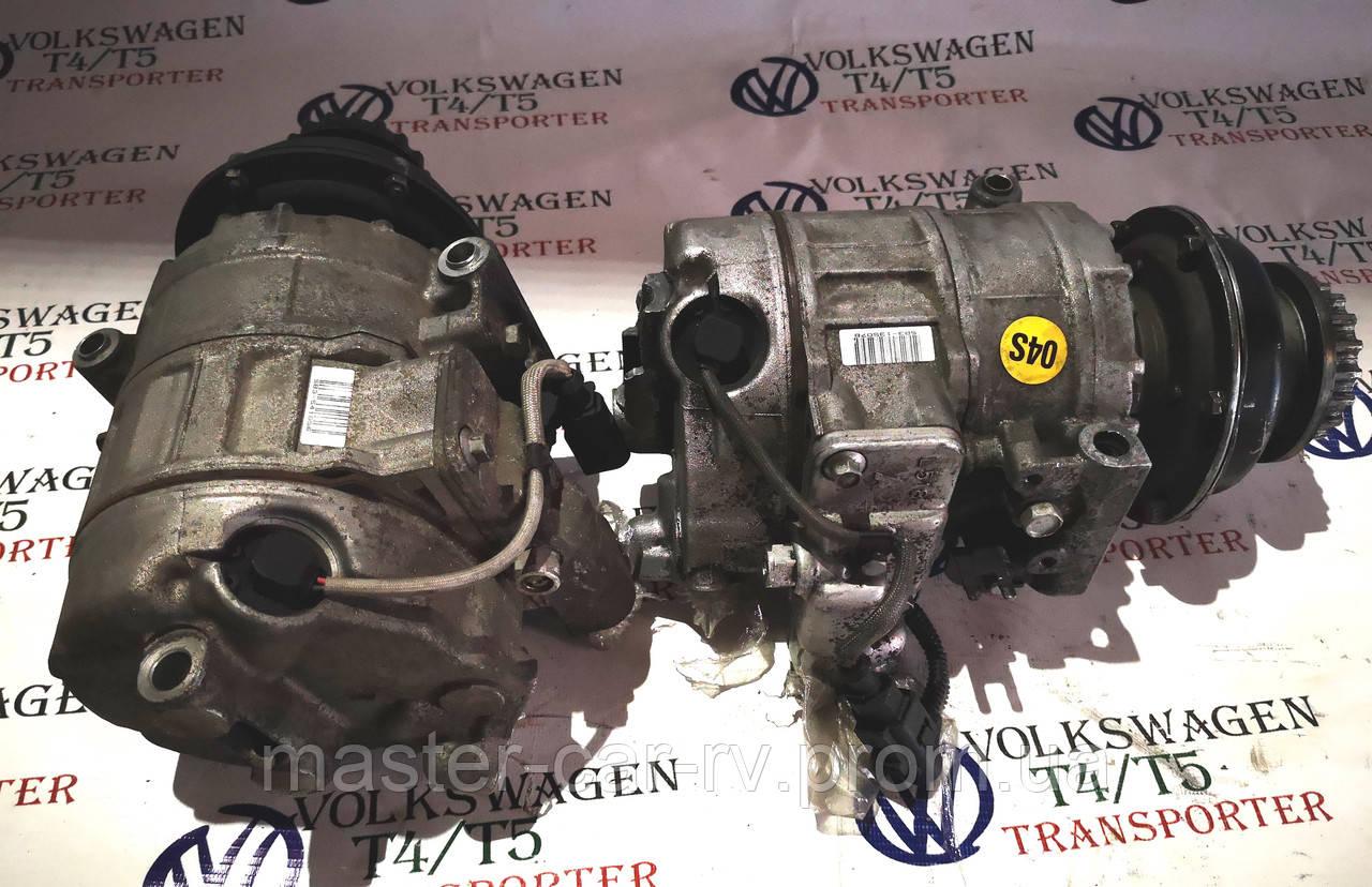 Фольксваген транспортер т5 компрессор кондиционера конвейерное оборудование пищевое