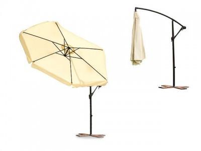 Садовый зонт Furnide, 3 метра, бежевый