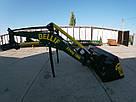 Погрузчик на трактор МТЗ, ЮМЗ, Т 40 - Dellif Strong 1800 с ковшом 1.8 м, фото 9