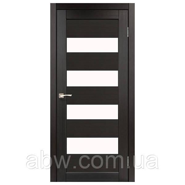Межкомнатная дверь Korfad PND-02 венге