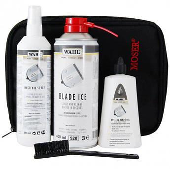 Набір по догляду за ножами Moser Blade Care Set (1000-7410)