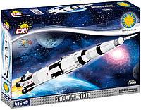 Конструктор Космическая ракета Сатурн-5 COBI (COBI-21080), фото 1