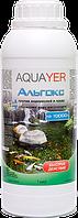 AQUAYER Альгокс средство против водорослей в пруду 1л