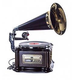 Ретро-радіо / програвач