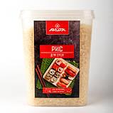 """Рис для приготовления суш ТМ """"AKURA"""", 1кг, фото 2"""