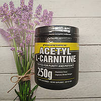 PrimaForce Acetyl-L-Carnitine 250 g, ацетил л- Карнитин 250 грамм, фото 1