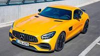Mercedes-AMG відкликає майже 150 купе GT 2020 року