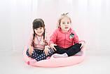 Бескаркасное кресло груша,удобное мягкое розовое кресло груша,бескаркасное кресло детское, фото 3
