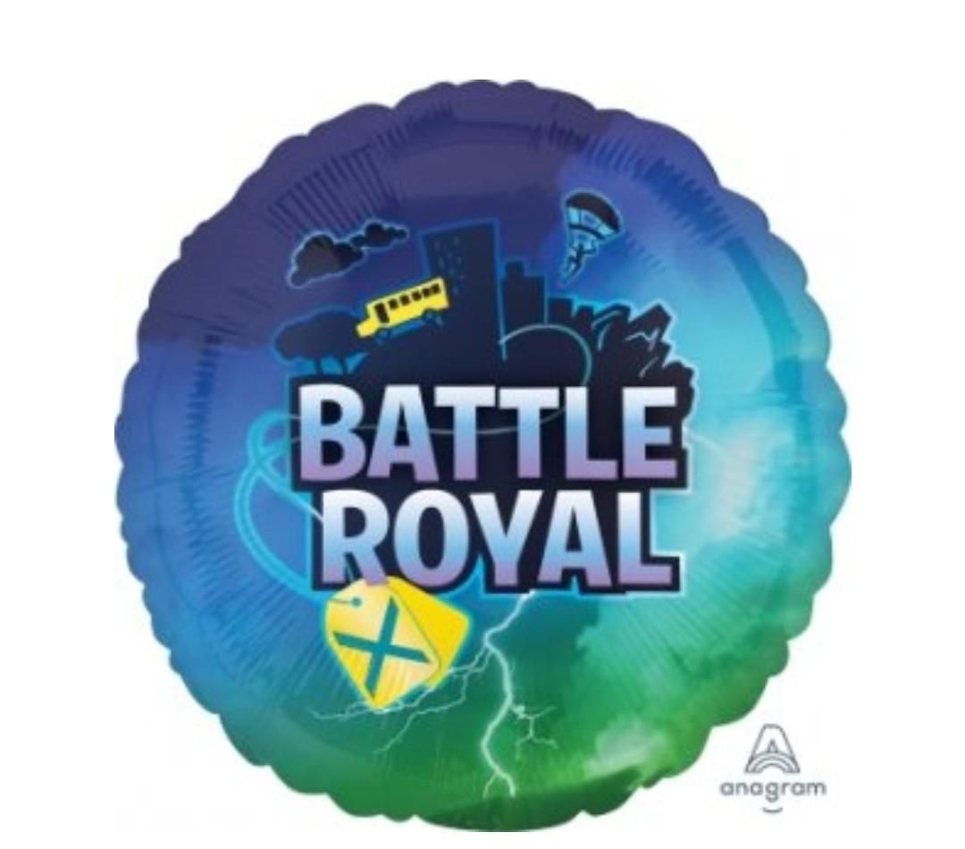"""А 18"""" Battle Royal (Королевская Битва) Фортнайт. В УП"""